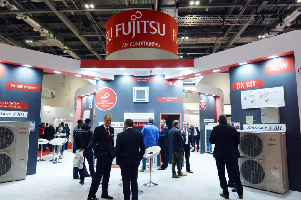 An action-packed three days for visitors and exhibitors at HVAC & Refrigeration Show