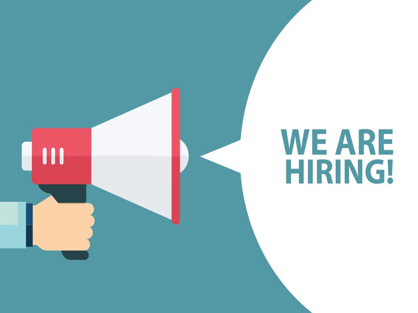 Job Opportunity – We're Hiring!  (Mar2019)