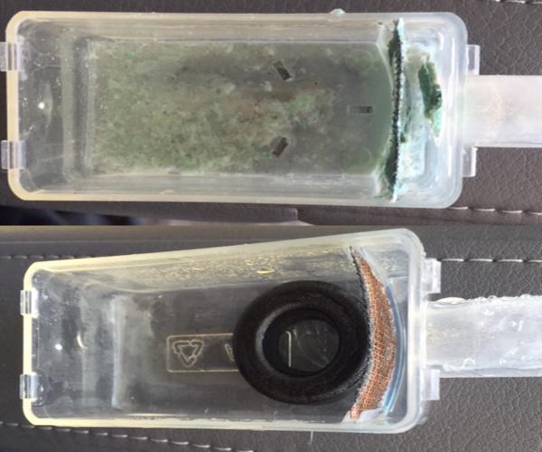 Condensate Pump Sump Maintenance