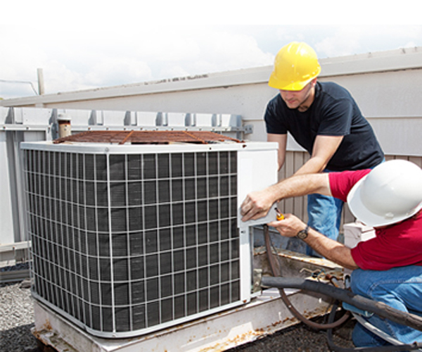 commercial installations air conditioning